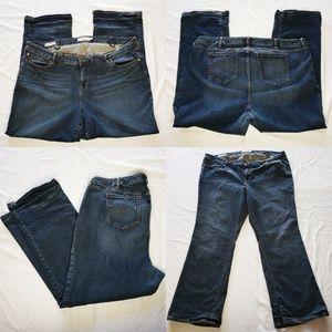 Women's Torrid Denim Relaxed Boot Jeans Plus size